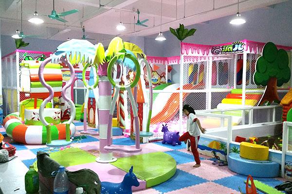解析:开儿童乐园利润分析
