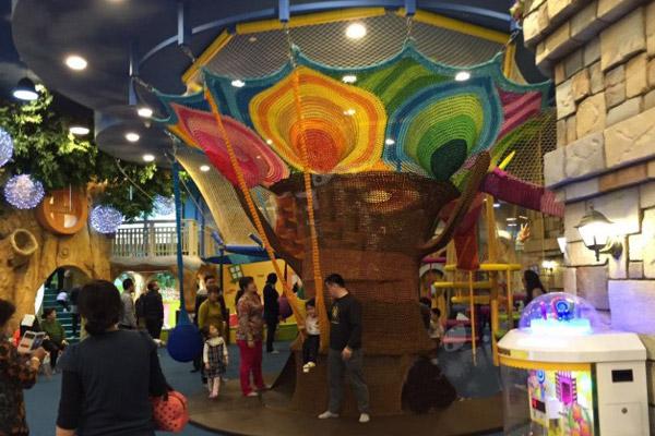 室内儿童乐园如何吸引顾客消费呢?