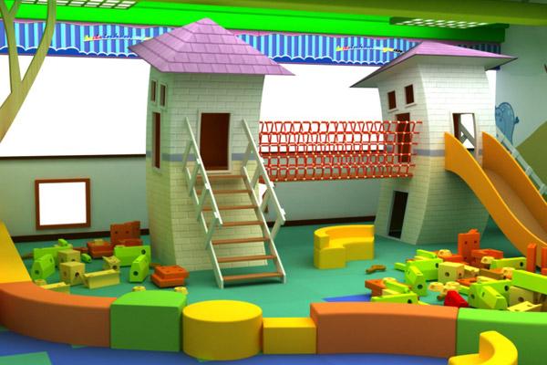 开儿童乐园加盟店做好市场调查是关键