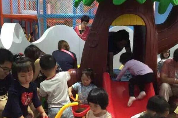 淘嘻乐儿童乐园六大特色让你创业无忧
