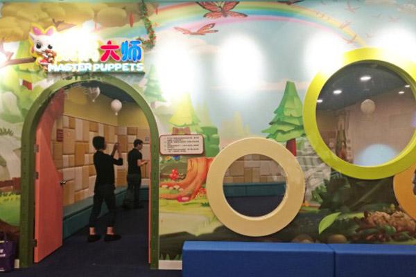 室内儿童乐园设计时要注意哪些问题?