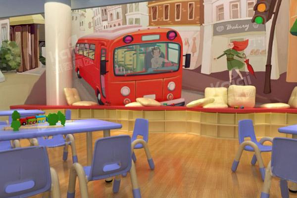 开一个儿童游乐园需要多少钱?
