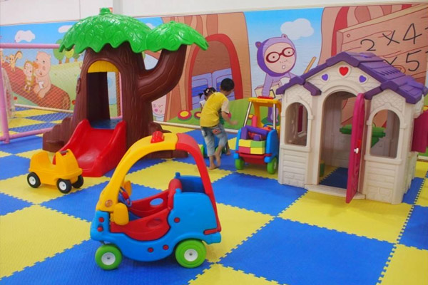 儿童乐园加盟店怎样才能赚钱?