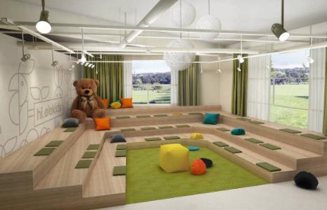 室内儿童乐园绘本馆加盟经营模式